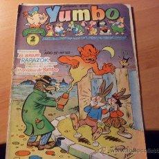 Giornalini: YUMBO Nº 151 ( PRIGINAL ) (COIB82). Lote 23611629