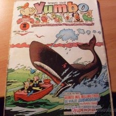 Giornalini: YUMBO Nº 157 ( PRIGINAL ) (COIB82). Lote 23611667