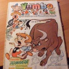 Giornalini: YUMBO Nº 160 ( PRIGINAL ) (COIB82). Lote 23611672