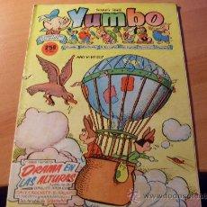 Giornalini: YUMBO Nº 207 ( ORIGINAL ) (COIB82). Lote 23611954