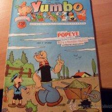 Tebeos: YUMBO Nº 250 POPEYE ( ORIGINAL ) (BILL1). Lote 23669133