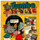 Tebeos: YUMBO Nº 9, EDI. CLIPER 1953, 20 PGS. POR J.BLASCO, FRANCIS KIRN, AYNÉ ETC. . Lote 23789026