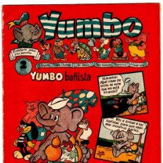 Tebeos: YUMBO Nº 31, EDI. CLIPER 1953, 20 PGS. POR J.BLASCO, FRANCIS KIRN, AYNÉ ETC.. Lote 23789117