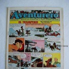 BDs: AVENTURERO - COLECCIÓN COMPLETA - CLIPER 1953 - JLV. Lote 24734059