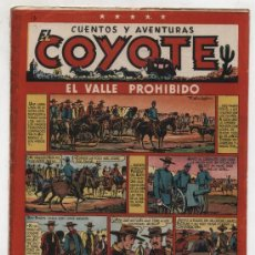 Tebeos: EL COYOTE Nº 13. EDITORIAL CLIPER 1947.. Lote 24854658