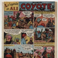 Tebeos: EL COYOTE Nº 101. EDITORIAL CLIPER 1947.. Lote 24855089