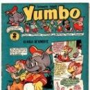 Tebeos: YUMBO LOTE - EDI. CLIPER 1953, 95 EJEMPLARES, VER TODAS LAS PORTADAS Y MAS DE 100 PÁGINAS, PRECIOSAS. Lote 24903385