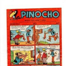 Tebeos: (M-1) PINOCHO AÑO I NUM 27 - SEGUNDA EPOCA, EDT CLIPER, . Lote 26835477