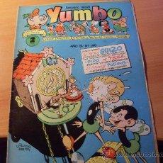 Tebeos: YUMBO Nº 140 ( ORIGINAL ED. CLIPER ) (C02) . Lote 25485681
