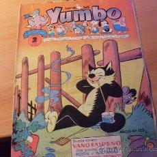 Giornalini: YUMBO Nº 125 ( ORIGINAL ED. CLIPER ) (COIB82). Lote 25486605