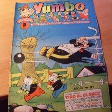 Giornalini: YUMBO Nº 121 ( ORIGINAL ED. CLIPER ) (COIB82). Lote 25486694