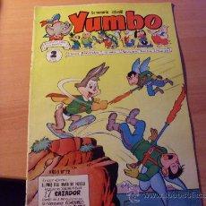 Giornalini: YUMBO Nº 72 ( ORIGINAL ED. CLIPER ) (COIB93). Lote 25487224