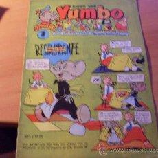 Tebeos: YUMBO Nº 25 ( ORIGINAL ED. CLIPER ) (C02) . Lote 25487541