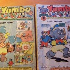 Giornalini: YUMBO LOTE 25 EJEMPLARES Nº 1 AL 25 ( ORIGINAL ED. CLIPER ) (COIB82). Lote 26893144