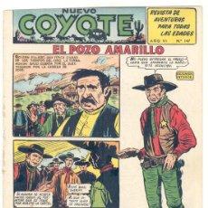 Tebeos: EL COYOTE Nº. 147, ORIGINAL. Lote 26486314