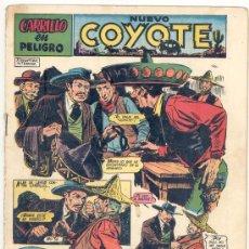 Tebeos: EL COYOTE Nº. 114, ORIGINAL. Lote 26486627