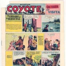 Tebeos: EL COYOTE Nº. 136, ORIGINAL. Lote 26486678