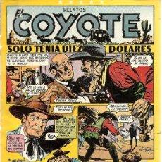 Tebeos: EL COYOTE Nº 99 CLIPER ORIGINAL. Lote 26488829