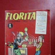 Tebeos: FLORITA: AÑO VII Nº 316 - EDICIONES CLIPER, DISTRIBUIDORES GERPLA . Lote 27375868