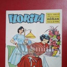 Tebeos: FLORITA: AÑO VI Nº 325 - EDICIONES CLIPER, DISTRIBUIDORES GERPLA. Lote 27376045
