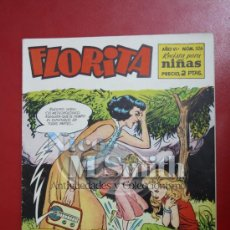 Tebeos: FLORITA: AÑO VI Nº 326 - EDICIONES CLIPER, DISTRIBUIDORES GERPLA. Lote 27376062