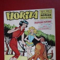 Tebeos: FLORITA: AÑO IX, Nº 352 - EDICIONES CLIPER, DISTRIBUIDORES GERPLA. Lote 27377156