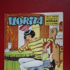 Tebeos: FLORITA: AÑO IX, Nº 367 - EDICIONES CLIPER, DISTRIBUIDORES GERPLA. Lote 27377736