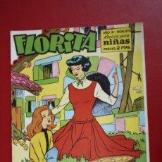 Tebeos: FLORITA: AÑO IX, Nº 370 - EDICIONES CLIPER, DISTRIBUIDORES GERPLA. Lote 27377768