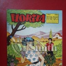 Tebeos: FLORITA: AÑO X, Nº 404 - EDICIONES CLIPER, DISTRIBUIDORES GERPLA. Lote 27379989