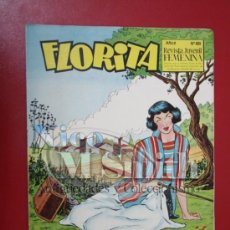 Tebeos: FLORITA: AÑO X, Nº 405 - EDICIONES CLIPER, DISTRIBUIDORES GERPLA. Lote 27380028