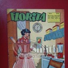 Tebeos: FLORITA: AÑO X, Nº 411 - EDICIONES CLIPER, DISTRIBUIDORES GERPLA. Lote 27380120