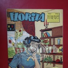 Tebeos: FLORITA: AÑO X, Nº 412 - EDICIONES CLIPER, DISTRIBUIDORES GERPLA. Lote 27380140