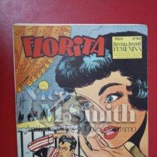 Livros de Banda Desenhada: RESERVADO - FLORITA: AÑO X, Nº 422 - EDICIONES CLIPER, DISTRIBUIDORES GERPLA. Lote 27380478