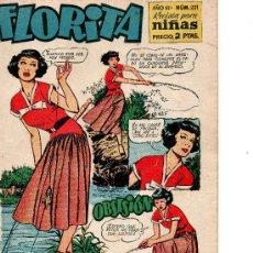 Giornalini: FLORITA Nº 231 DE CLIPER. Lote 27788751