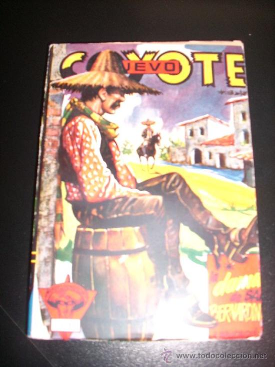 LA DAMA DE SAN BERNARDINO, POR J. MALLORQUÍ - Nº 14 - NUEVO COYOTE - CLIPER - ESPAÑA (Tebeos y Comics - Cliper - El Coyote)