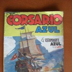 Tebeos: EL CORSARIO AZUL Nº 7 - EL ESTANDARTE AZUL - AÑO 1949 * C3. Lote 28123734