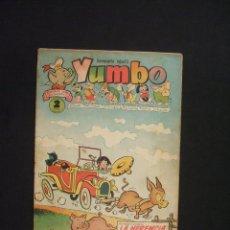Tebeos: SEMANARIO INFANTIL - YUMBO - AÑO IV - Nº 129 - EDICIONES CLIPER -. Lote 28177582