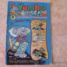 Tebeos: YUMBO,AÑO 1, Nº 29,EDITORIAL CLIPER,AÑOS 50. Lote 28203523