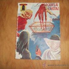 Livros de Banda Desenhada: EL ENCAPUCHADO Nº 27 LA ARQUILLA DE CRISTAL EDITORIAL CLIPER 1946 . Lote 28251090