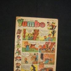 Tebeos: REVISTA INFANTIL YUMBO - AÑO VII - Nº 310 - EDICIONES CLIPER - . Lote 28298778