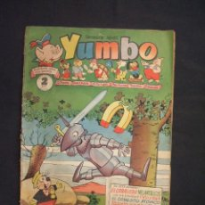 Tebeos: REVISTA INFANTIL YUMBO - AÑO III - Nº 128 - . Lote 28327914