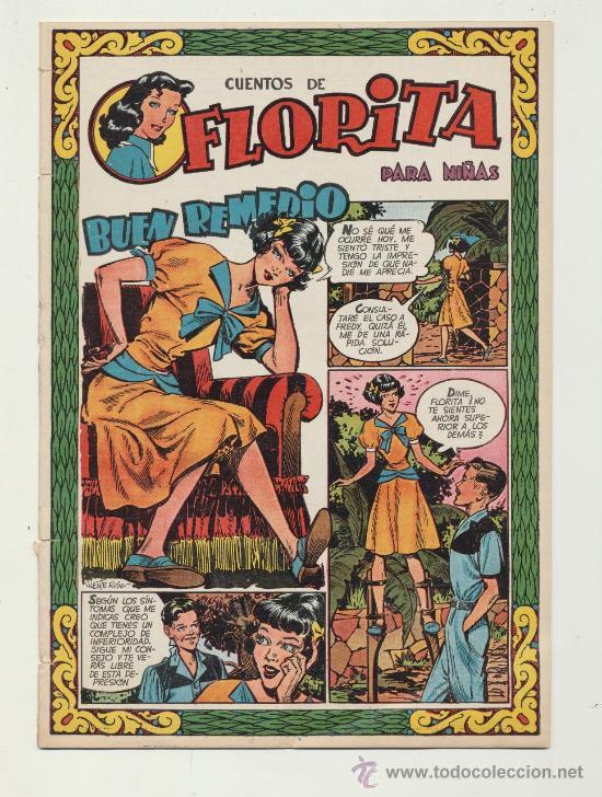 FLORITA Nº 80. CLIPER 1949. (Tebeos y Comics - Cliper - Florita)
