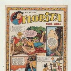 Tebeos: FLORITA Nº 87. CLIPER 1949.. Lote 28447727