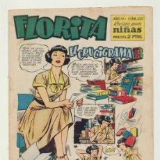 Tebeos: FLORITA Nº 230. CLIPER 1949.. Lote 28447848
