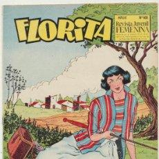 Tebeos: FLORITA Nº 405. CLIPER 1949.. Lote 28452663
