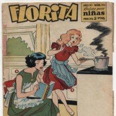 Tebeos: FLORITA Nº 356. CLIPER 1949.. Lote 28652140