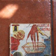 Tebeos: EL ENCAPUCHADO Nº 27 : LA ARQUILLA DE CRISTAL: G.L. HIPKISS; EDICIONES CLIPER. Lote 28701054