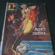 Tebeos: EL ENCAPUCHADO Nº 26. LA MUERTE SINTÉTICA. CLIPER 1946. Lote 28843471