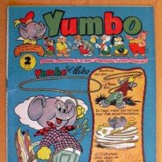 Tebeos: YUMBO Nº 29 - EDICIONES CLIPER 1953. Lote 28845459