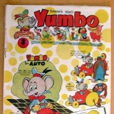 Tebeos: YUMBO Nº 26 - EDICIONES CLIPER 1953. Lote 28845515